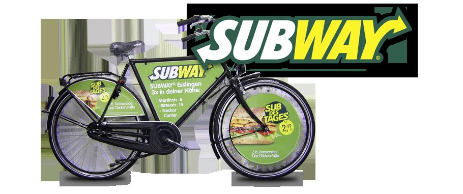 werbefahrrad_Subway